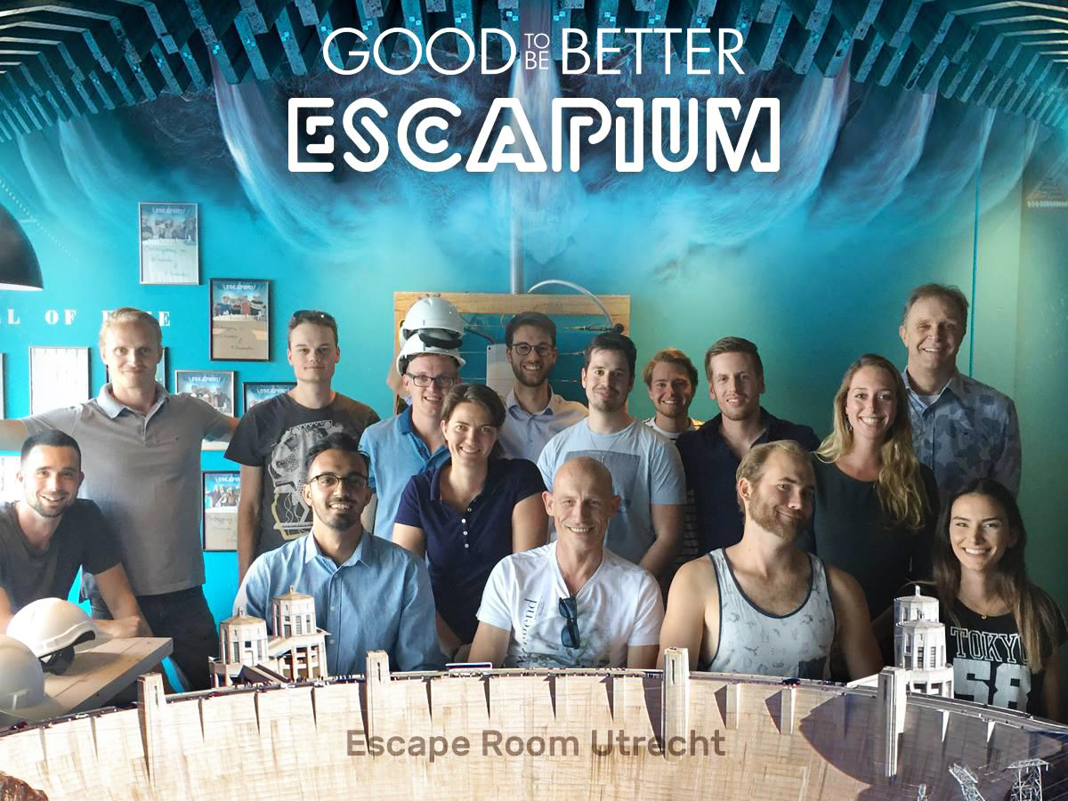 GTBB @Escape Room