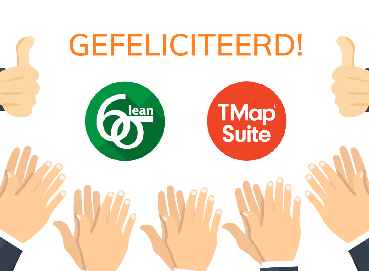 LEAN Six Sigma Green Belt & T-MAP certificaat in the pocket!