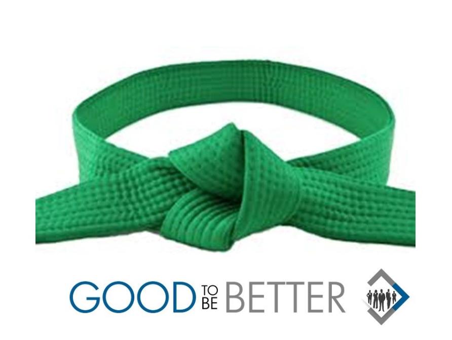 Examen certificaat Lean Six Sigma- Greenbelt