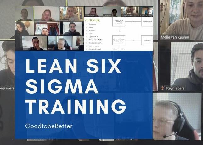 Lean Six Sigma Trainingen